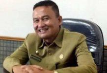 Kadis Kominfo Asahan, Rahmat Hidayat Siregar.