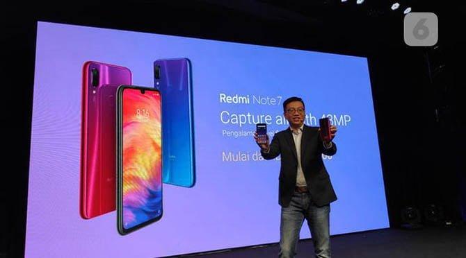 Launching Xiaomi Redmi Note 7