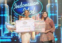 Lyodra Ginting (16) berhasil meraih gelar juara Indonesian Idol Season 10. (ist)