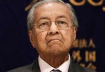 Mantan Perdana Menteri Malaysia, Mahathir Mohamad. (ist)