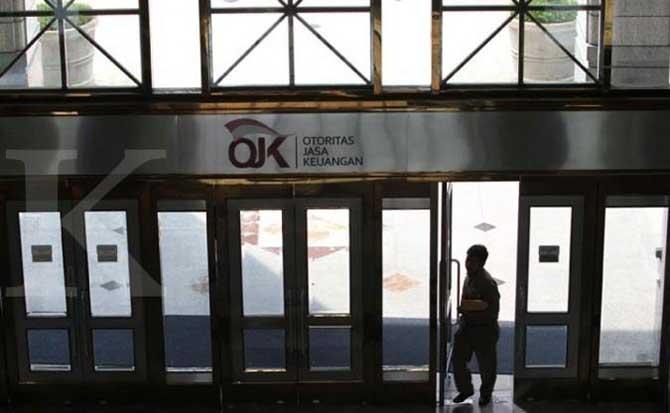 Otoritas Jasa Keuangan (OJK) (Foto: KONTAN)