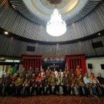 Pengurus Dewan Pimpinan Pusat (DPP) Gabema Tapteng Sibolga periode 2019-2024 resmi dilantik di Jakarta, Minggu (1/3/2020).