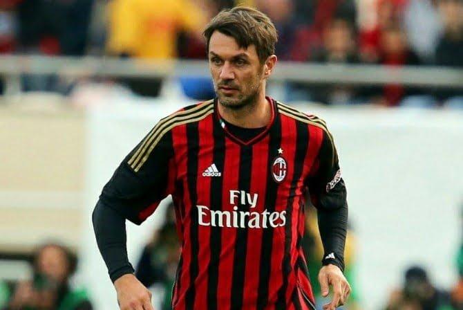 Direktur AC Milan, Paolo Maldini.