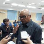 Kepala BPS Sumut, Syech Suhaimi. (ft : antara)