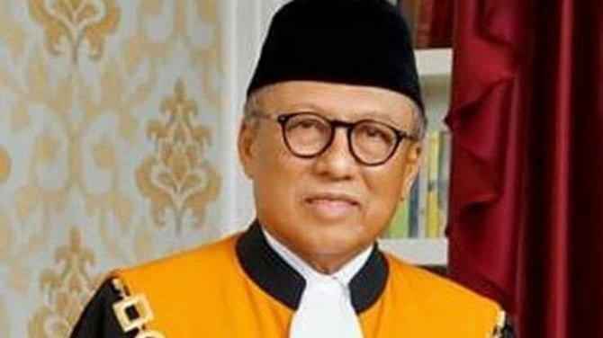Prof Dr Supandi, Hakim Agung asal Sumatera Utara yang memimpin majelis MA membatalkan kenaikan iuran BPJS Kesehatan