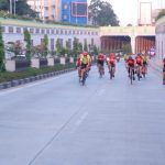 Cara Unik Polda Sumut, Pantau Situasi Kamtibmas dengan Bersepeda