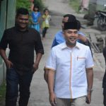 Ketua DPC Gerindra Padangsidimpuan, Rusydi Nasution.