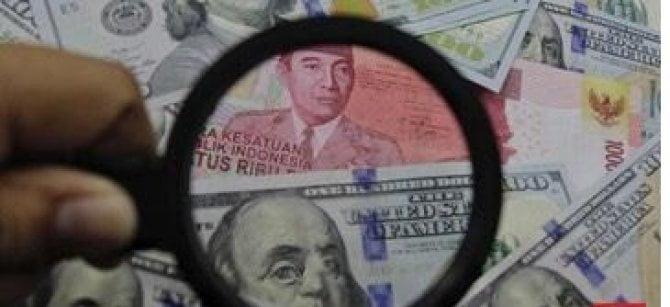 Didorong Stimulus The Fed, Rupiah Menguat Tipis ke 14.738 (ft : cnn)
