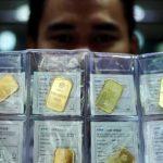 Dalam Sehari, Harga Emas Naik Rp25.000 per Gram