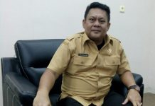 Kabid Bagi Hasil Pajak BPRD Kota Medan, Ahmad Untung Lubis