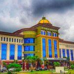 Asrama Haji Medan. (ist)