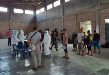 20 TKI Ilegal dari Malaysia Diamankan di Tanjung Balai