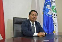 Rektor Universitas Negeri Medan (Unimed), Dr. Syamsul Gultom.