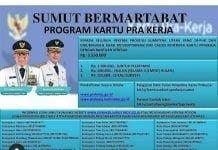 Program Kartu Pra Kerja Sumatera Utara