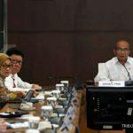 Rapat Koordinasi Tingkat Menteri (RTM) yang dihadiri Menko PMK membahas kebijakan Pemerintah terkait perubahan cuti bersama tahun 2020