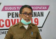 Juru Bicara Penanganan Covid-19 Kota Medan, Mardohar Tambunan
