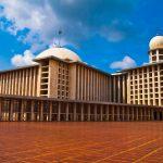 Masjid Istiqlal di Jakarta Pusat