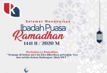Kaldera.id Ucapan Ramadhan 1441H / 2020M