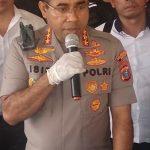 Kombes Pol Johnny Eddizon Isir dimutasi dan duduki jabatan baru sebagai Kapolrestabes Surabaya.