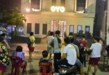 Puluhan warga Jalan Waru dan Jalan Sengon geruduk penginapan Prime INN, pada Jumat (29/5/2020) dini hari.