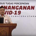 Sekretaris PPDB Sumut, Saut Aritonang.