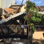 Rumah Tetangganya Meledak, Prabowo Terluka