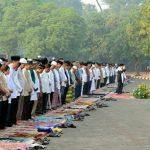 MUI Sumut: Laksanakan Shalat Idul Fitri Berjamaah, Persingkat Bacaan Shalat dan Khutbah