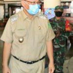 Plt Walikota Medan, Akhyar Nasution pada saat meninjau Hotel Soechi Medan, Selasa (2/6/2020).