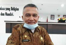 Jubir Tim Gugus Tugas Covid-19 Asahan, Rahmad Hidayat Siregar