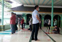 Suasana Masjid Al - Musabiqin
