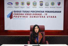 Relawan Komunikasi GTPP Sumut Putri Mentari Sitanggang