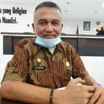 Juru bicara Gugus Tugas Percepatan Penanganan (GTPP) Covid -19 Asahan, Rahmat Hidayat Siregar