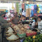 Razia masker kembali dilakukan Pemko Medan melalui Satpol PP Kota Medan.