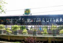 Kampus Universitas Sumatera Utara (USU).