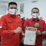 Bobby Afif Nasution dan Aulia Rahman