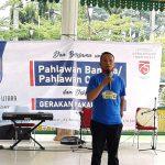 Ketua DPD KNPI Sumut, Samsir Pohan