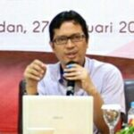 Anggota KPU Kota Medan, M. Rinaldi Khair