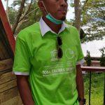 Koordinator Penyelenggara Geobike Caldera Toba, Wiki Syafril