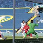 Leeds United vs Fulham yang berakhir 4-3 untuk Leeds.(gettyimages via bbc)
