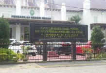 Gedung Pengadilan Negeri (PN) Medan