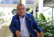 Mantan Ketua DPD Partai Demokrat Sumatera Utara, HT Milwan