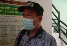 Ketua Pokja Pilkada GNPF Ulama Sumut, Tumpal Panggabean