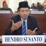 Ketua Komisi A DPRD Sumut, Hendro Susanto