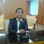Ketua Komisi Penyiaran Indonesia (KPI) Daerah Sumut, Parulian Tampubolon
