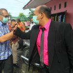 Calon Walikota Medan, Akhyar Nasution dan Tokoh masyarakat dan pengurus ARBAB, CP Nainggolan.
