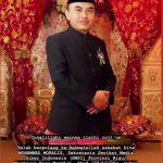 Sekretaris Serikat Media Siber (SMSI) Provinsi Riau, Muhammad Moralis