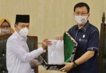 Pjs Walikota Medan, Arief Sudarto Tri nugroho
