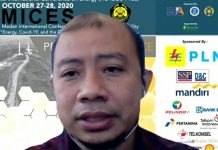 Ketua Panitia Pelaksana MICES, Zaid P Nasution