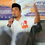 Calon Wakil Walikota Medan nomor urut 2, Aulia Rachman