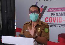 Juru bicara Satgas Covid-19 Kota Medan, Mardohar Tambunan
